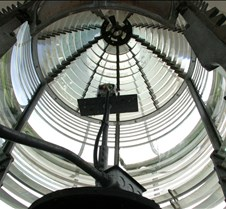 Cana Lighthouse Third Order Fresnel Lens