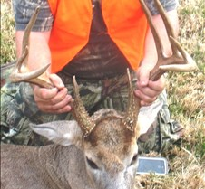 November 22-23, 2014 LBL Kentucky Quota Hunt Some photos from the check station