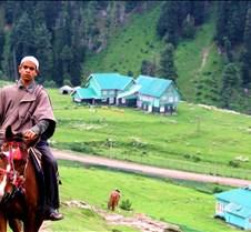 Aru village Pahalgam