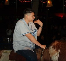 Bobby on the bull