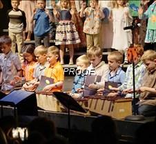 First grade instrumentalists