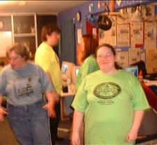 Lori, Adam, Rachael, Patty