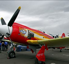 #232 September Fury  Hawker Sea Fury