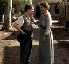 Helen Keller meeting Charlie Chaplin