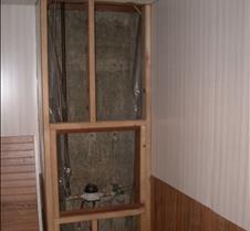 Basement  rebuilding 9.07.2004 001