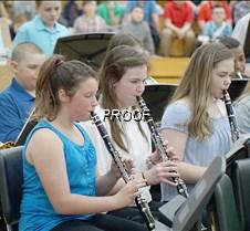 Sixth grade clarinets