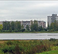 Khrushchev Housing