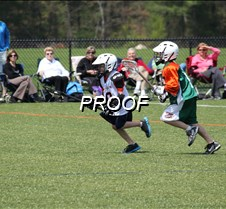 05/08/11 - U11 Green vs. Newton