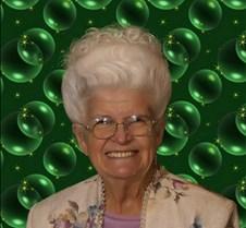 Ms Billie Johnson bubbles