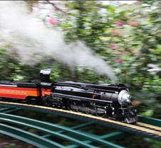 Bill Turkel's Accucraft Daylight Loco
