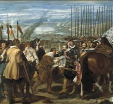 The Surrender of Breda - Diego Velazquez
