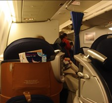BA 247 - Club World Seat