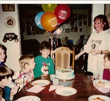 Eddy's 9th Birthday