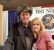 Ted Nugent and wife
