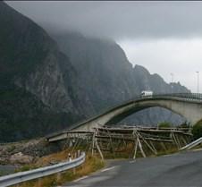 Lofoten bridge - 3