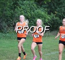 XC Abby Syverson (L), Maddie Guler (M),