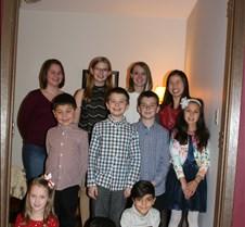 2017 12-17 Christmas Kaylie Students Rec