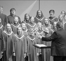 Choir altos