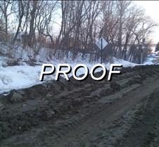 Lida road  mud