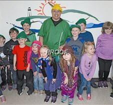 Robin Hood group photo