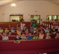 2007 VBS closing program and picnic 017