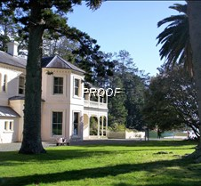Mansion House Kawau Island