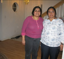 Arati's visit to Uma's house in April' 09 Hi,