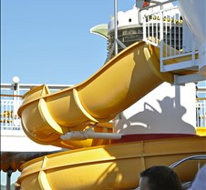 Water Slide on Sailaway Day