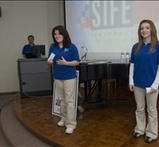Centenary College 2007 Alumni SIFE Presentation