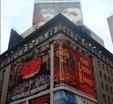 Times Square Corner