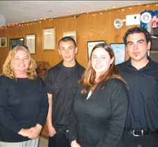Louie's Family Photos from VFW after Louie's passing.