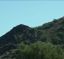 Tucson Highway scenery 1