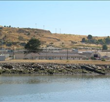 San Quentin Barracks