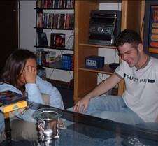 Vanessa & Rhiannon laughing