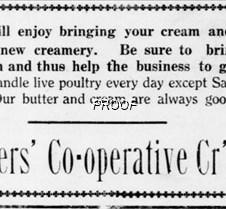 remember  Creamery Jan 6 1921