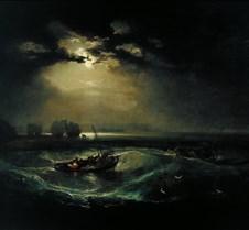Fishermen at Sea - Joseph Mallord Willia