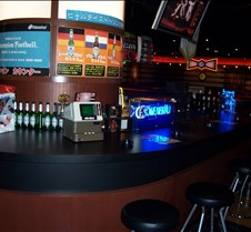 A Bar with beer for the kiddies!