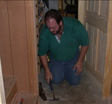 Basement  rebuilding 9.07.2004 027