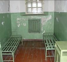 KGB Prison Cell Vilnius Lithuania