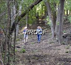 Dan and carolyn on trail