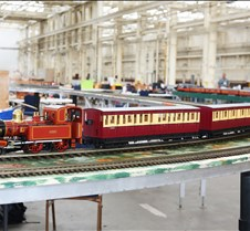 Paul Hagglund's Peveril Loco & Coaches