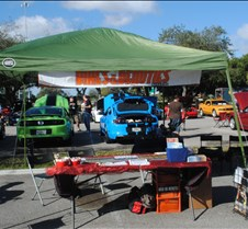 Festival Flea market car show