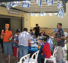 Yom Haatzmaut at the Chon's 2006 089