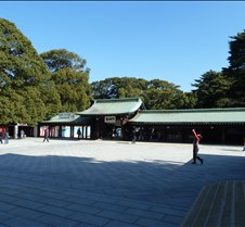 Meiji Shrine Complex (Right)