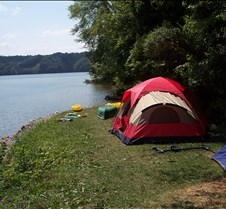 July 15, 2006 Camping trip