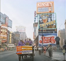 Times Square, 1947