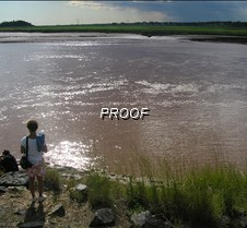 The tidal bore