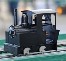 New Accucraft 1:23 0-4-0 Freelance Loco
