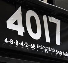 UP #4017 Big Boy Cab Numbering