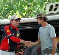 Dan Smith handshake